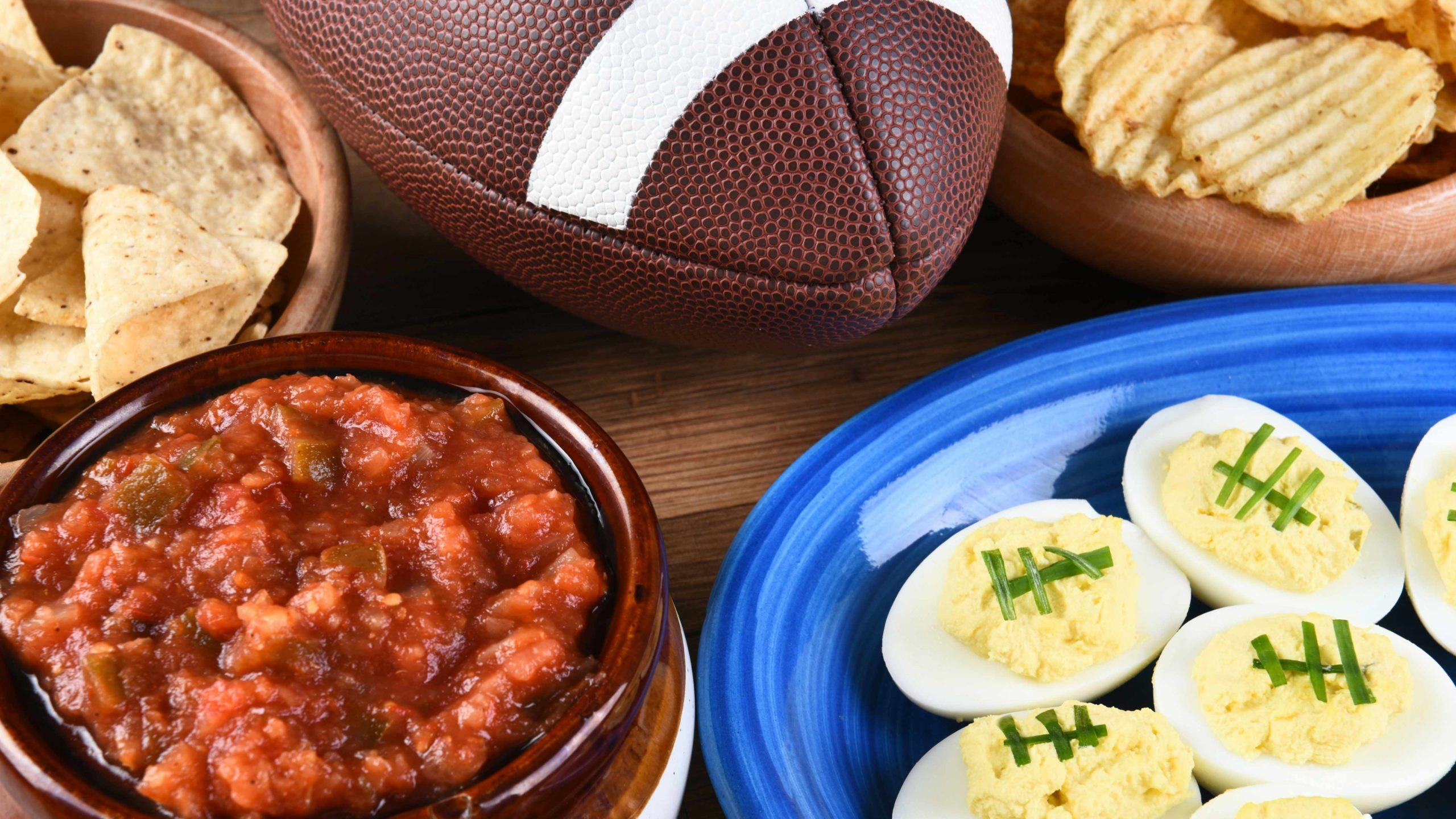 mayo-clinic-minute:-take-the-guilt-out-of-football-food