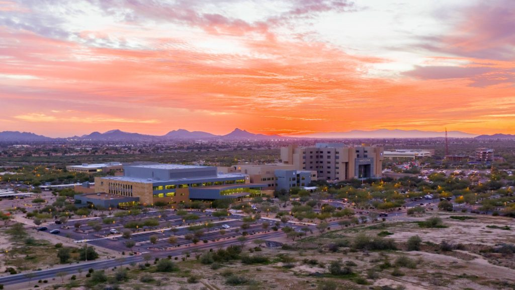 plans-for-an-integrated-education-and-research-building-in-phoenix