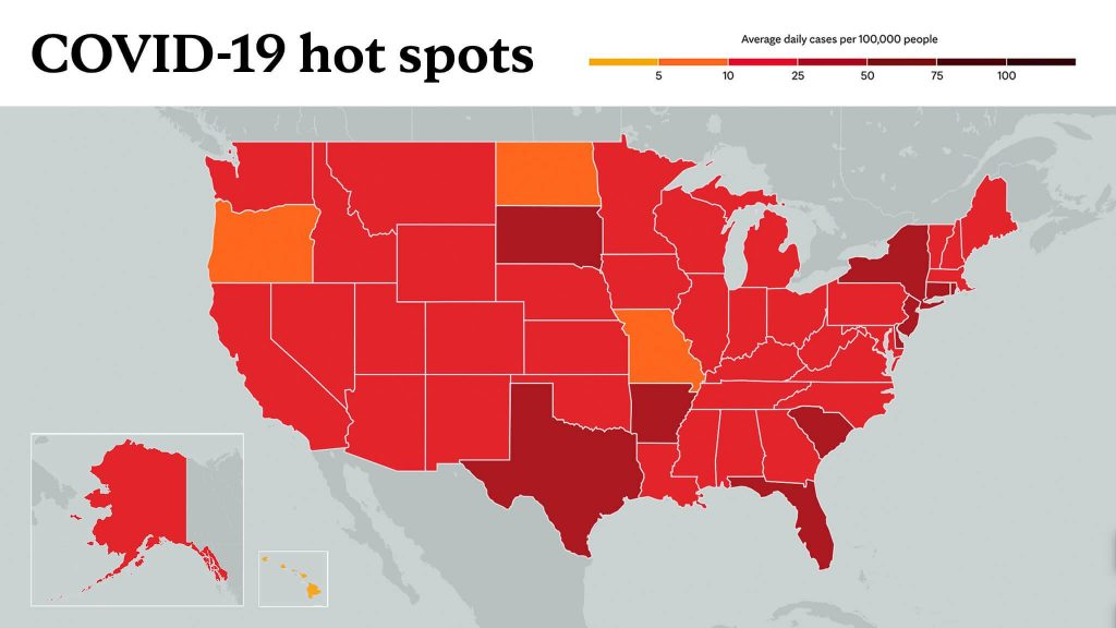 mayo-clinic-tracking-tool-now-features-forecasting-for-covid-19-hot-spots