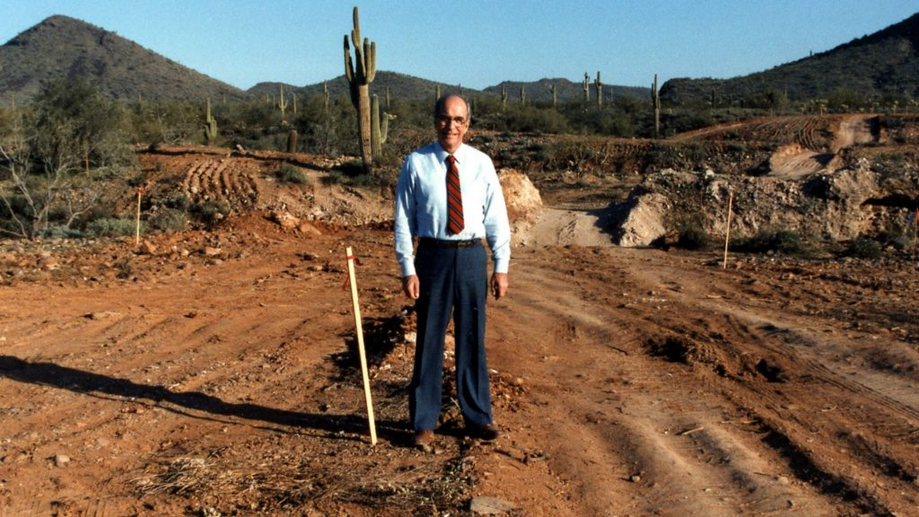remembering-dr.-richard-hill,-the-first-board-chair-at-mayo-clinic-in-arizona